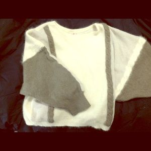 Sweaters - Angora 70's vintage sweater.